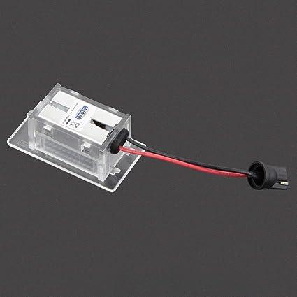 Phil Trade 1x Weiß Led Innenraum Kofferraum Beleuchtung 7912 Auto