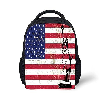 Amazon.com: iPrint Kids School Backpack NYC