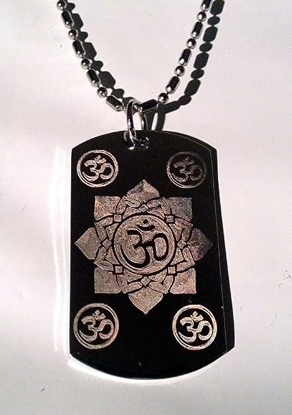 Amazon Hindu Om Aum Lotus Flower Meditation Religion Religious