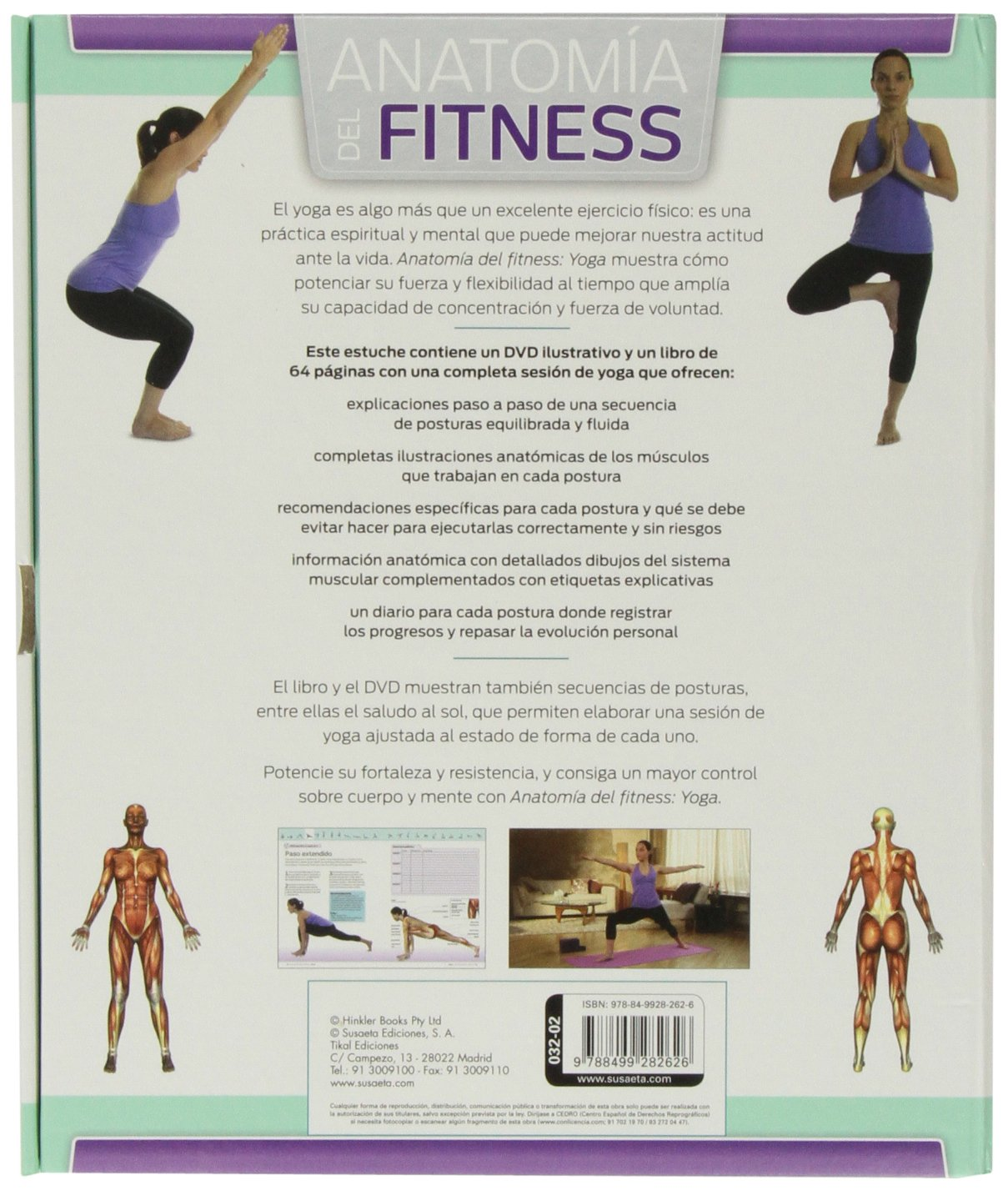 Yoga: VARIOS: 9788499282626: Amazon.com: Books
