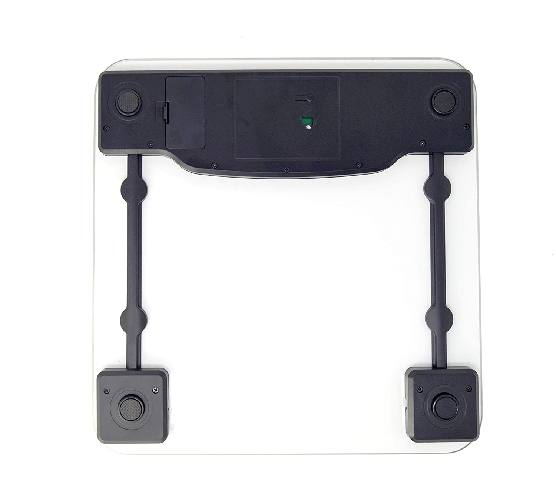 Jocca 7164 -Báscula con Bluetooth, historial de medidas, medidor de masa muscular y grasa corporal: Amazon.es: Salud y cuidado personal