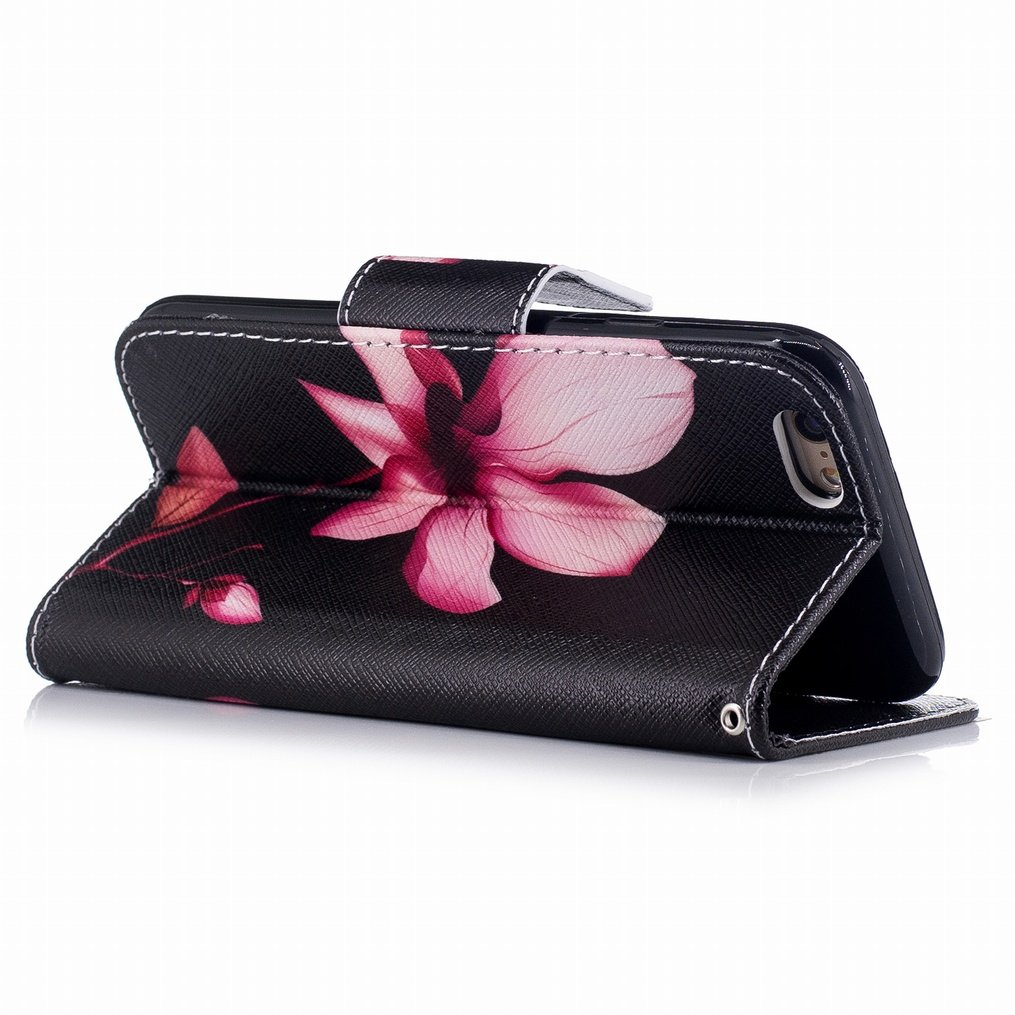 LEMORRY Funda para Apple iPhone 6 6s Carcasa Tapa Bolsa Piel ...