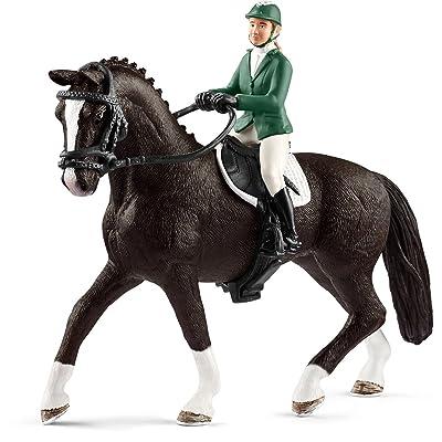 Schleich-42358 Figura, Negro, Verde, Color Blanco (42358: Juguetes y juegos