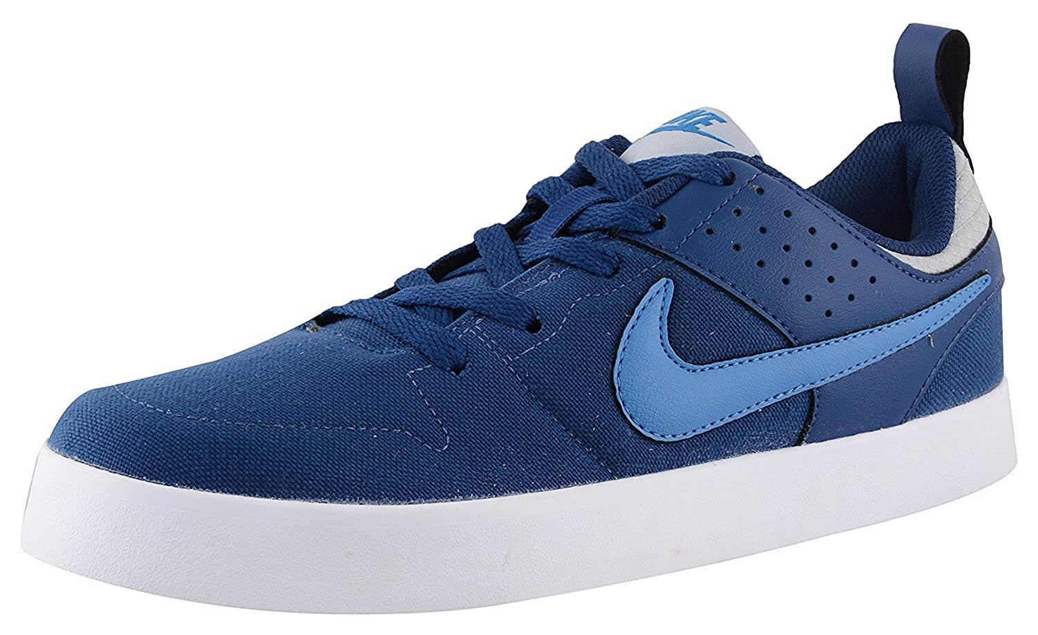 new styles 98726 a29fd Nike Men s Blue, Star Blue- Wlf Gry Casual Canvas Sneaker -11  Buy Online  at Low Prices in India - Amazon.in