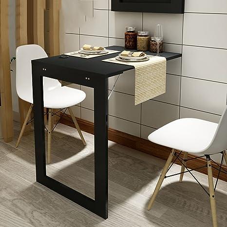 Tavolo piccolo da cucina tavoli in cristallo e legno ...