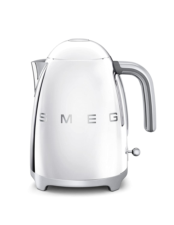 SMEG Bollitore Elettrico KLF01SSEU, 2400 W, 7 Cups, Acciaio Inossidabile, Cromo 119613_133