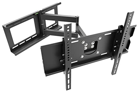 Ricoo Wandhalterung Tv Schwenkbar Neigbar R13 Universal Amazon De