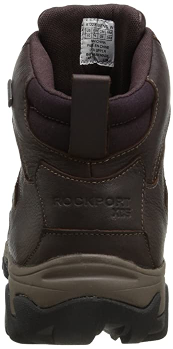 Men/'s Rockport Cold Spring Chukka Boots in Black