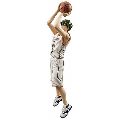 Megahouse Kuroko's Basketball: Sintaro Midorima PVC Figure (1:8 Scale): Toys & Games