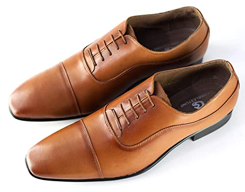 Formal Oxford Leather Shoes for Men