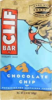 product image for Clif Bar - Organic Chocolate Chip - Case of 12-2.4 Oz