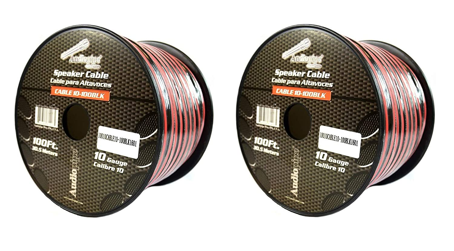 14 GAUGE 5 FT RED BLACK ZIP WIRE AWG CABLE POWER GROUND STRANDED COPPER CLAD EE