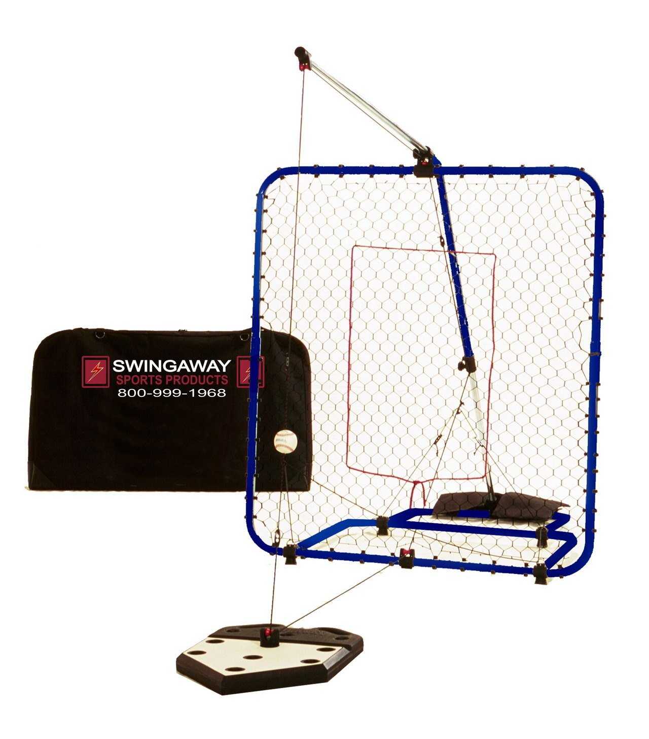 SwingAway Elite Traveler (Baseball) by Swing Away Sports