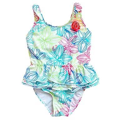 72419ddec7081 Angel Tiara mini キッズ 女の子 ベビー 水着 ワンピース スカート プール 海 ビーチ 旅行 スイミング スイムウエアー