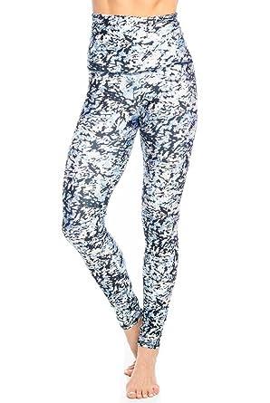 c6fa10c0 Emily Hsu Designs Romy Legging-Printed-XS Womens Active Workout High  Waisted Yoga Leggings