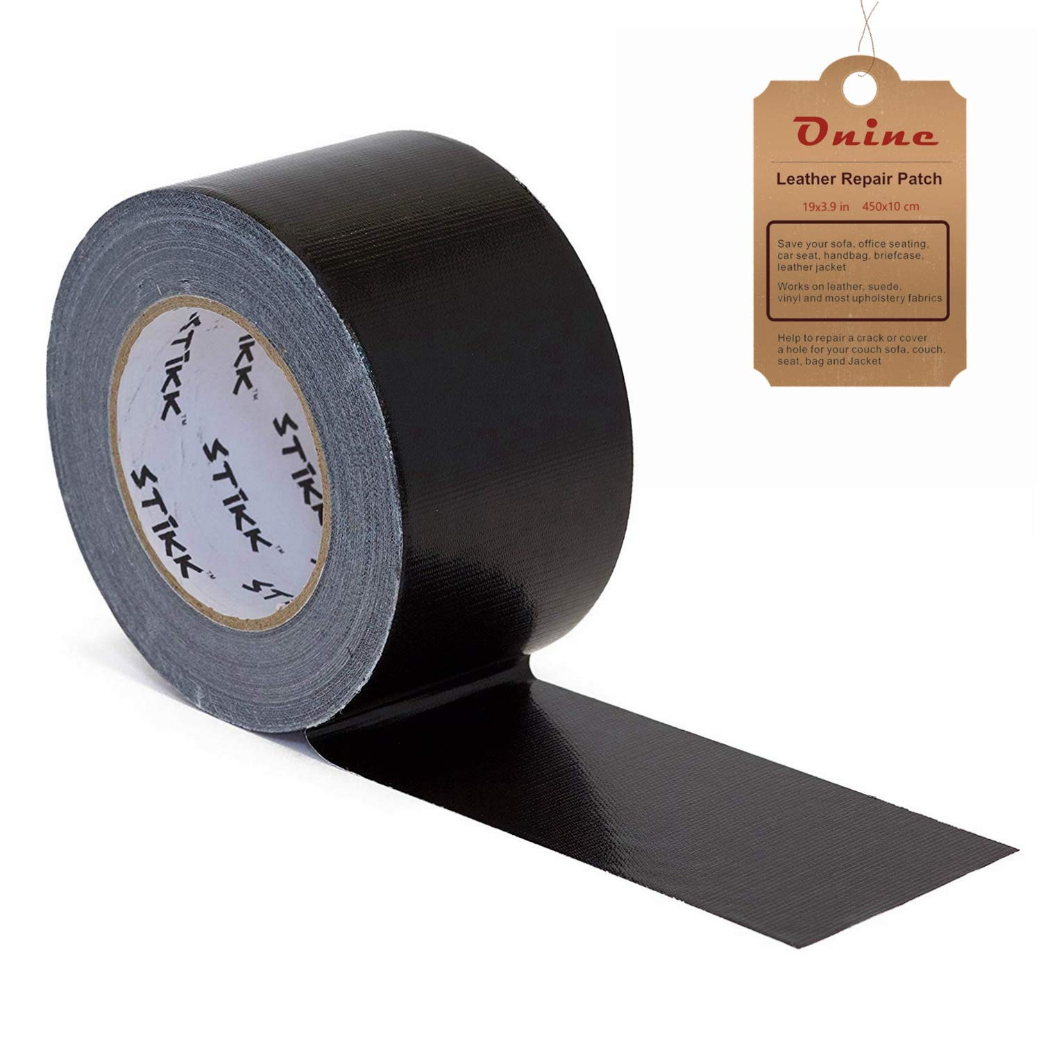 Amazon Com Onine Leather Repair Tape Patch Leather Adhesive For