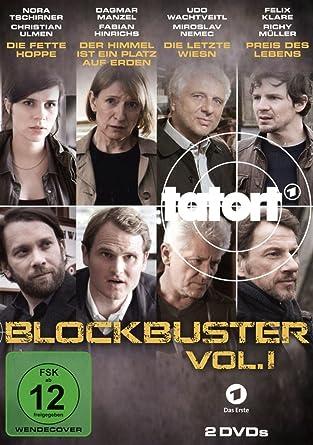 Tatort1blockbuster 2 Dvds Amazonde Christian Ulmen Nora