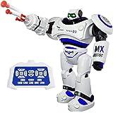 SGILE Robot Juguete Control Remoto con La Tecnología de Sensores de Movimiento y Equilibrio (Gigante)