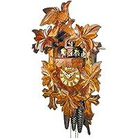 Original Negro bosques Cuco Reloj/negro bosque de reloj