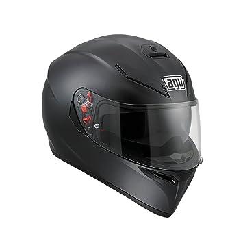 AGV Casco de Moto Matt Black 2015 K3 SV