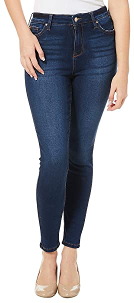 2c2ff1355ffeb Amazon.com  Celebrity Pink Juniors High Rise Denim Skinny Jeans ...