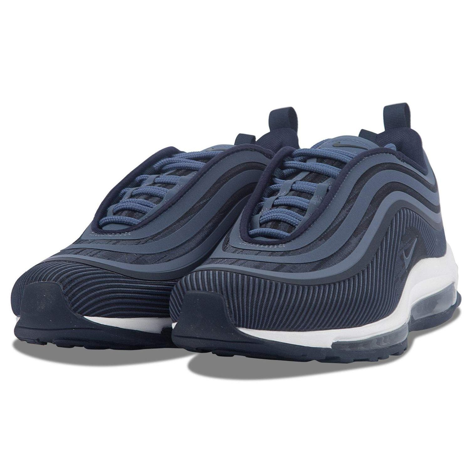 huge selection of a3b9f 93fa1 NIKE Men s AIR MAX 97 UL 17, Obsidian DIFFUSED Blue White  Amazon.co.uk   Shoes   Bags