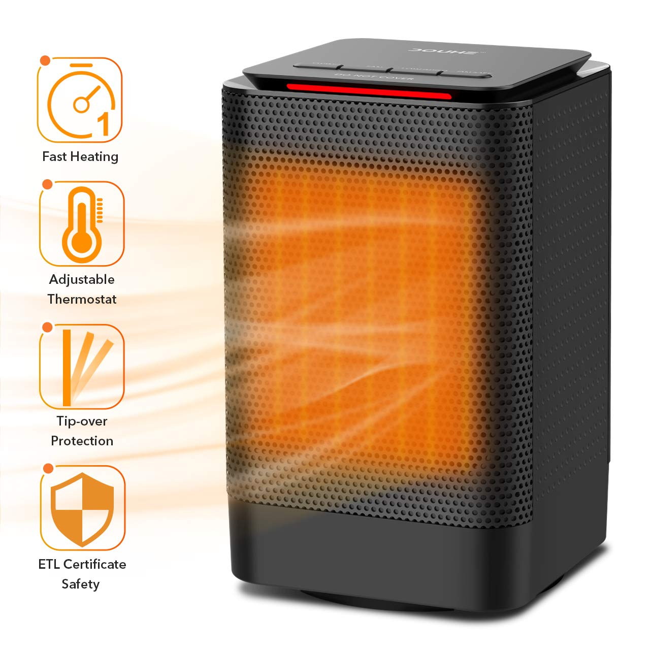 Best Rated In Space Heaters Amp Helpful Customer Reviews