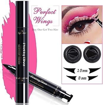 PrettyDiva Winged Eyeliner Stamp