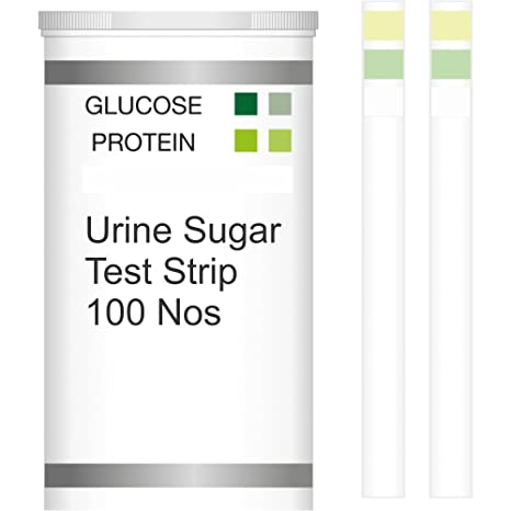 strips Protein test
