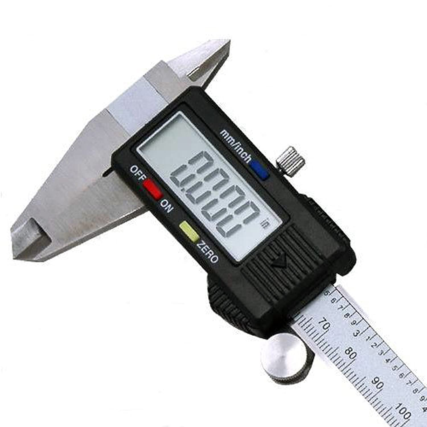 Lupo lcd digital electronic caliper vernier gauge micrometer tool amazon co uk business industry science