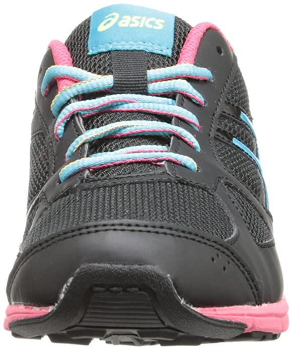 huge selection of a2f26 159ae Asics - Kids Lil  Muse Fit Shoes, UK  13.5 UK, Black Turquoise Raspberry   Amazon.co.uk  Shoes   Bags