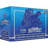 Box Elite Pokémon Espada E Escudo 5 Estilos De Batalha Coleção Treinador Avançado Urshifu Golpe Decisivo Gigamax Copag Cards