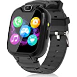 Kids Smart Watch for Boys Girls – Kids Smartwatch with Call SOS 14 Games Camera Video Player Music Player Torch Light Calcula