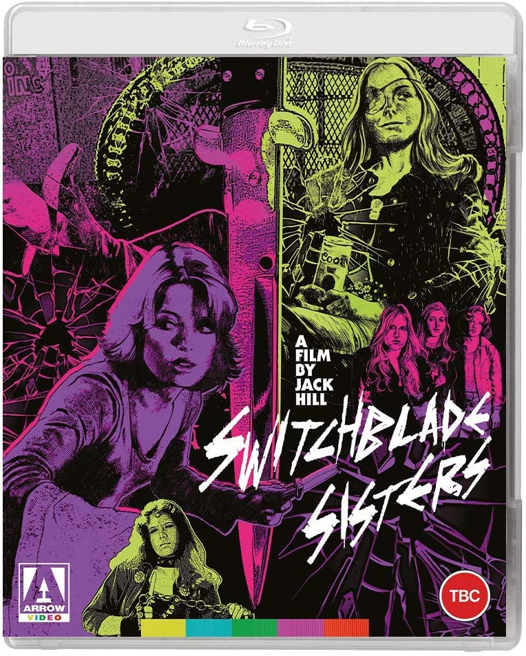 Switchblade Sisters [Blu-ray]