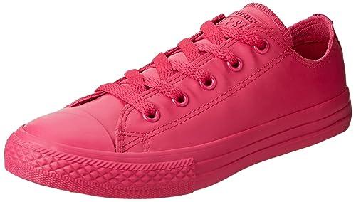 Converse Tenis para Niñas, color Rosa, 17, Mod: 651794C