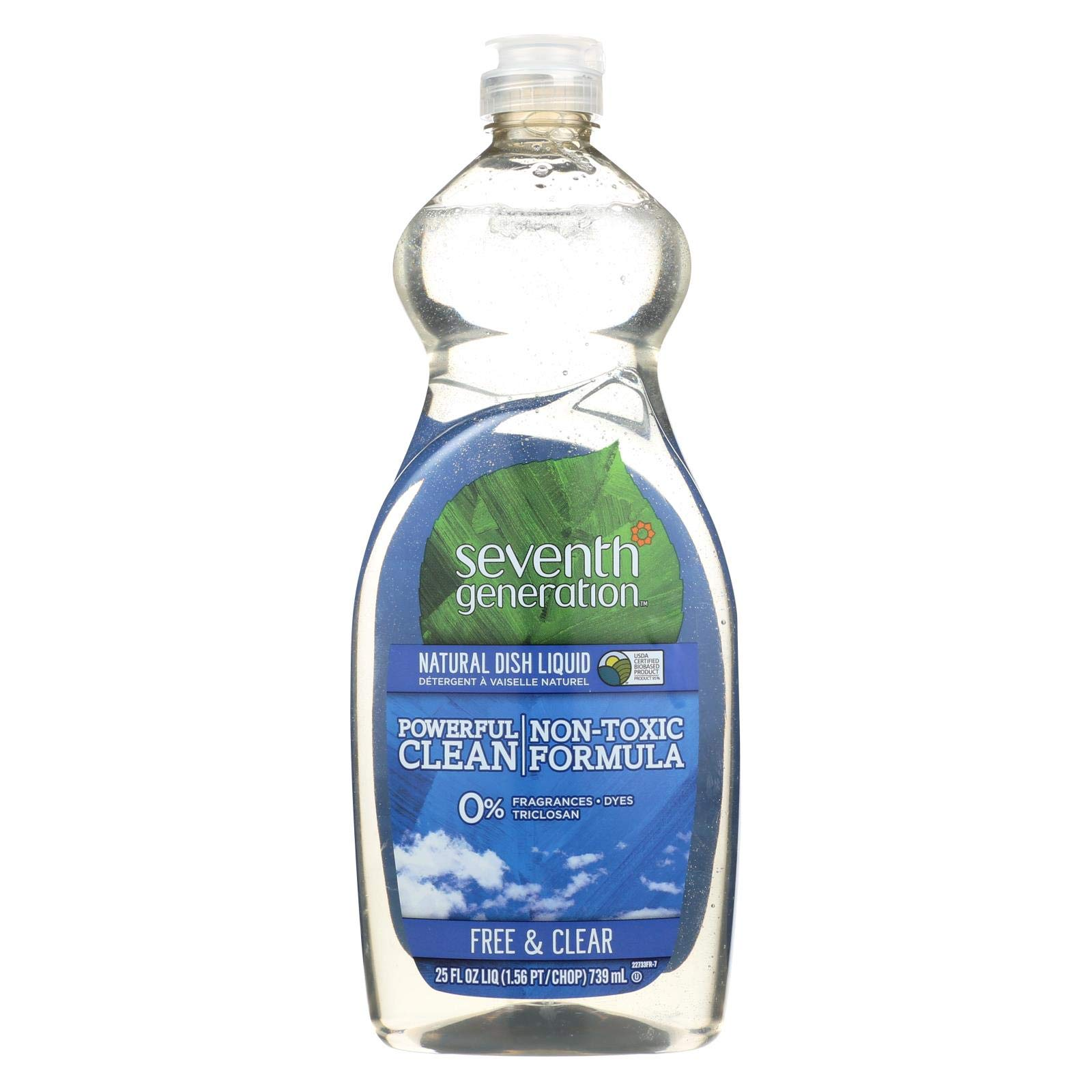 SEV22733CT - Natural Dishwashing Liquid