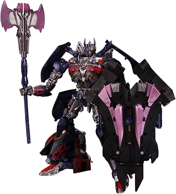Takaratomy MB-20 Nemesis Prime Transformers Movie: Amazon.es ...