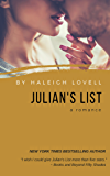 Julian's List (The List Book 3)