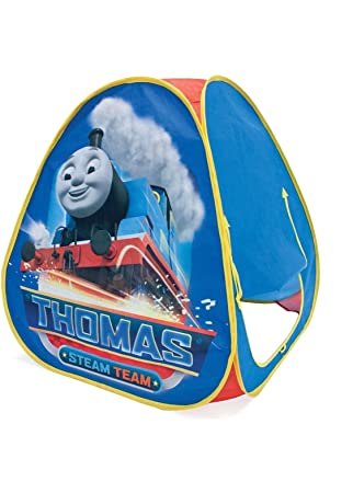 Thomas and Friends C& u0027N Play Tent  sc 1 st  Amazon.com & Amazon.com: Thomas and Friends Camp u0027N Play Tent: Toys u0026 Games