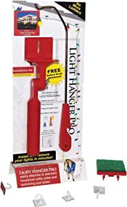 Light Hanger Pro Installation Kit LH-18500 Christmas Light Pole Adapter