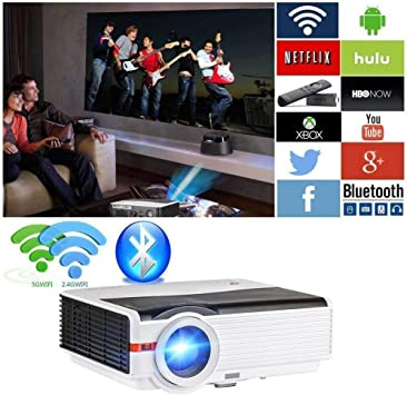 Amazon.com: Proyector de cine en casa: Office Products