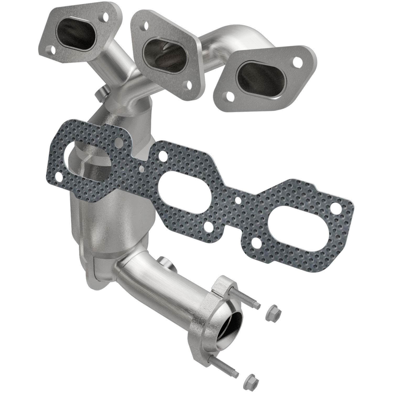 MagnaFlow Exhaust Products MagnaFlow 50810 Direct Fit Catalytic Converter Non CARB compliant