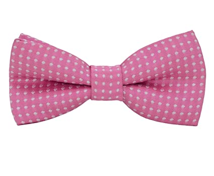 78375fa78c52 Amazon.com : Heypet Adjustable Bow Tie for Dog Cat Pet (Pink) : Pet ...
