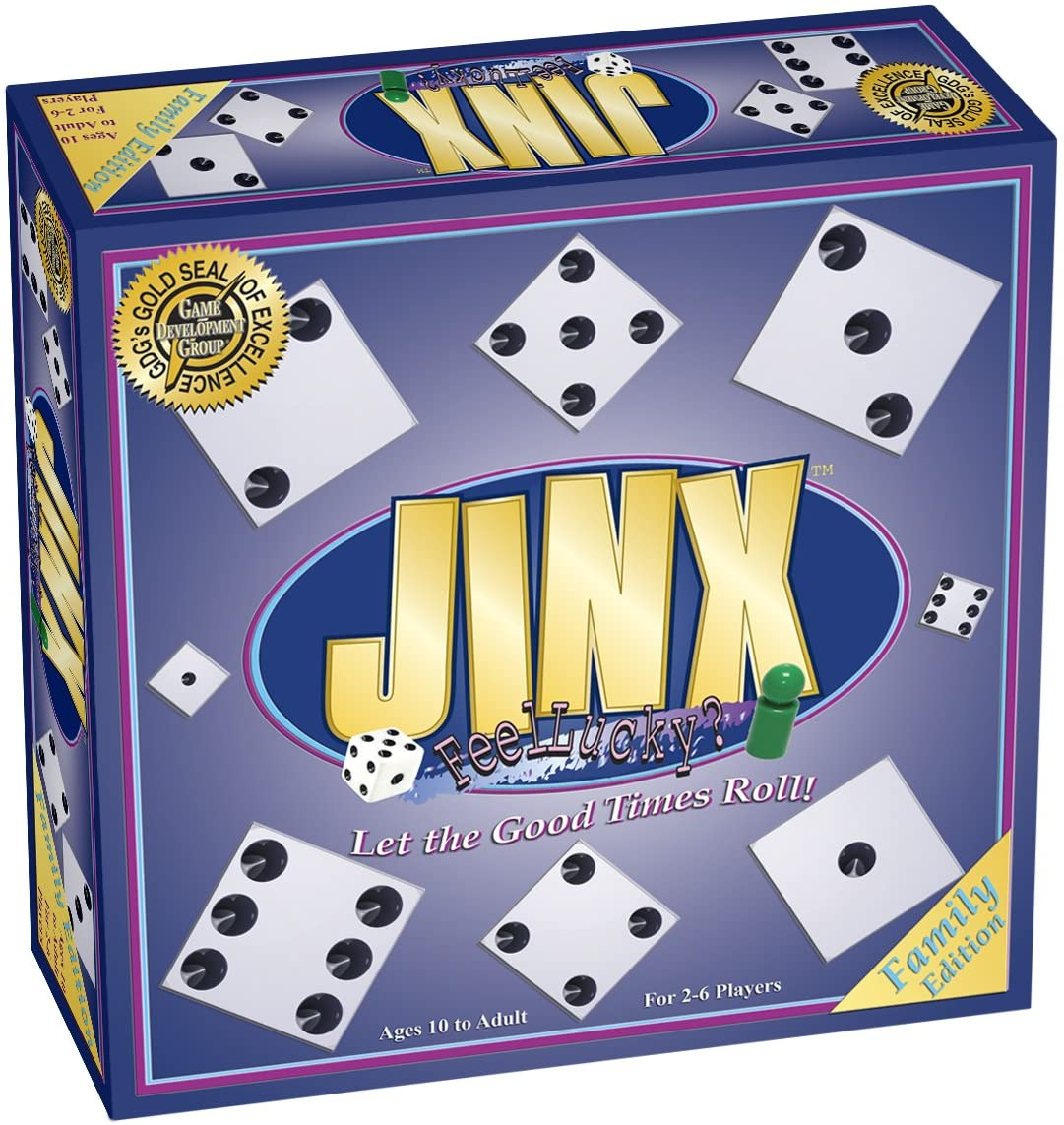 Jinx - Family Board Game