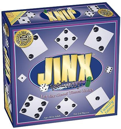 Amazon.com: Jinx Family Edition - Juego de mesa: Toys & Games