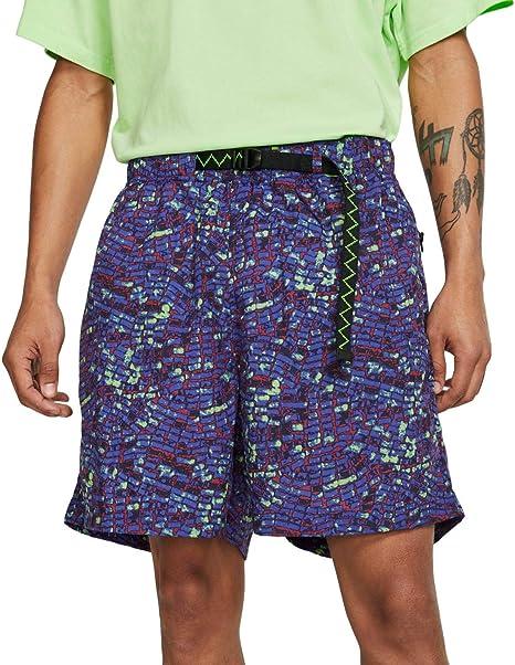 NIKE Mens Printed Classic Shorts