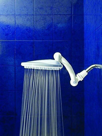 rain shower head water pressure. Thunderhead  TH2 5 High Pressure Rain Shower Head White Large
