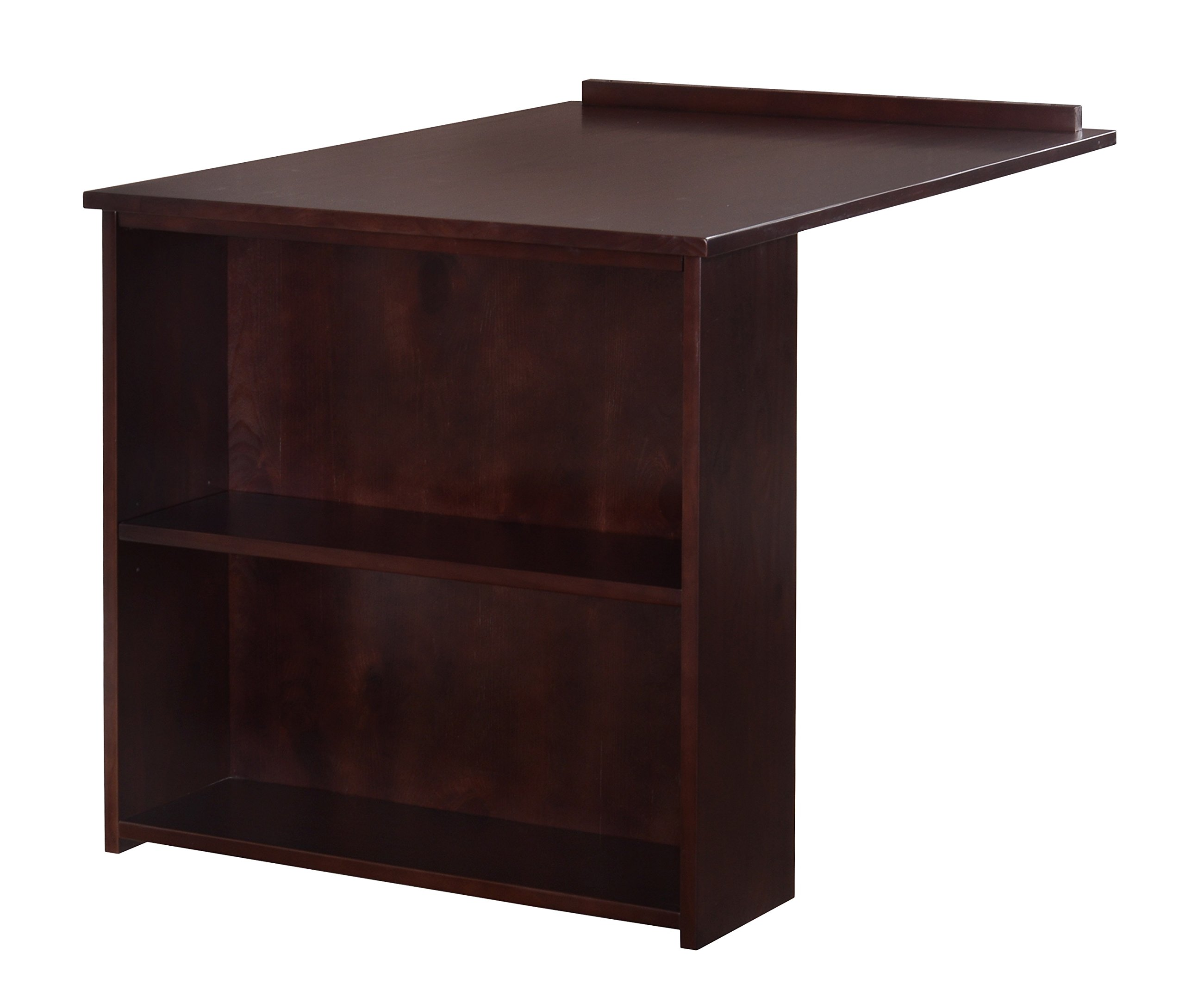 Whistler Junior Slide Out Desk - Espresso by Canwood