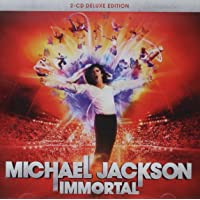 MICHAEL JACKSON IMMORTAL- 2CD DELUXE EDITION
