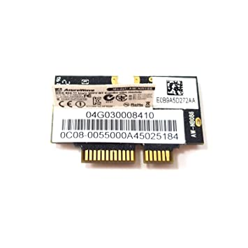 TRP Tarjeta WiFi ASUS Zenbook UX31E 04G030008410 WiFi Card ...
